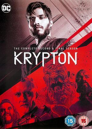 Rent Krypton: Series 2 Online DVD & Blu-ray Rental