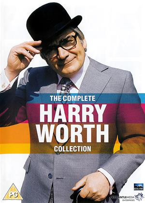 Rent Harry Worth: The Complete Collection Online DVD & Blu-ray Rental