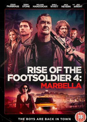 Rent Rise of the Footsoldier 4: Marbella Online DVD & Blu-ray Rental