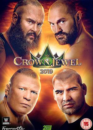 Rent WWE: Crown Jewel 2019 Online DVD & Blu-ray Rental