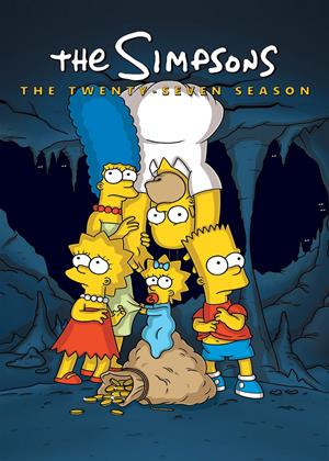 Rent The Simpsons: Series 27 Online DVD & Blu-ray Rental