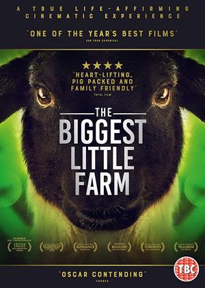 Rent The Biggest Little Farm Online DVD & Blu-ray Rental