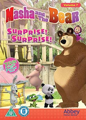 Rent Masha and the Bear: Surprise! Surprise! Online DVD & Blu-ray Rental