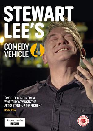 Rent Stewart Lee's Comedy Vehicle: Series 4 Online DVD & Blu-ray Rental
