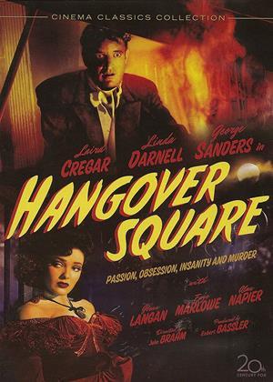 Rent Hangover Square Online DVD & Blu-ray Rental