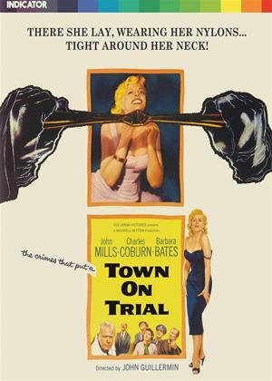 Rent Town on Trial Online DVD & Blu-ray Rental