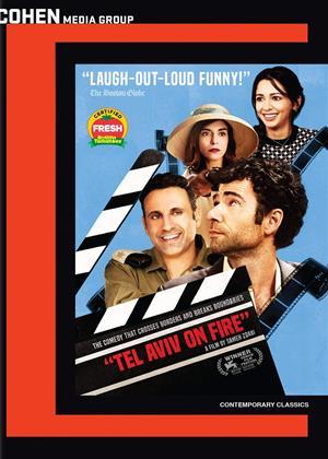 Rent Tel Aviv on Fire Online DVD & Blu-ray Rental