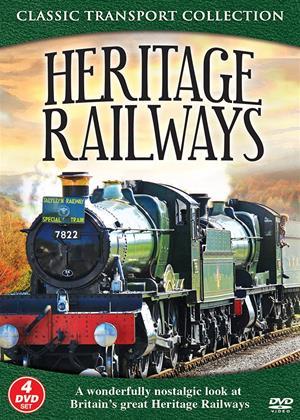 Rent Classic Transport Collection: Heritage Railways Online DVD & Blu-ray Rental