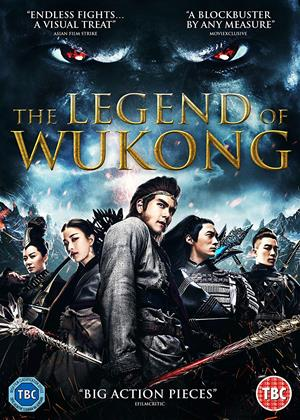 Rent The Legend of Wukong (aka The Tales of Wukong / Wu Kong) Online DVD & Blu-ray Rental