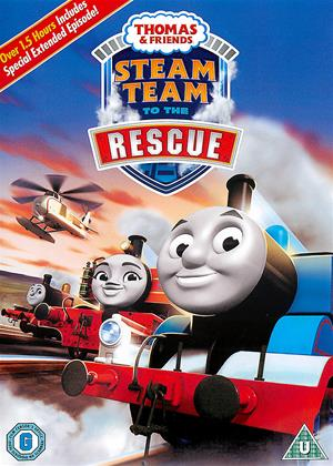 Rent Thomas and Friends: Steam Team to the Rescue Online DVD & Blu-ray Rental