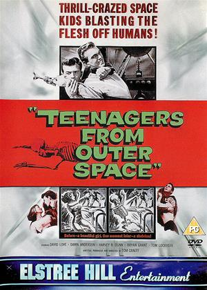 Rent Teenagers from Outer Space Online DVD & Blu-ray Rental