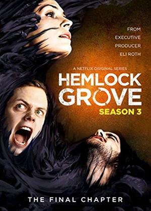 Rent Hemlock Grove: Series 3 Online DVD & Blu-ray Rental