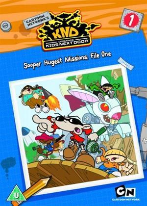 Rent Codename: Kids Next Door: Sooper Hugest Missions: File 1 (aka Kids Next Door: Vol.1) Online DVD & Blu-ray Rental