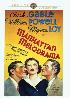 Rent Manhattan Melodrama Online DVD & Blu-ray Rental