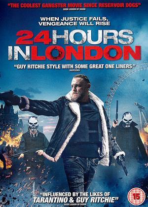 Rent 24 Hours in London (aka 24 Little Hours) Online DVD & Blu-ray Rental