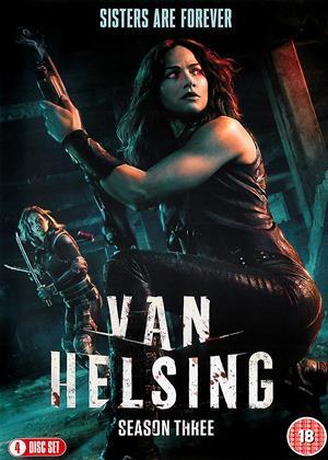 Rent Van Helsing: Series 3 Online DVD & Blu-ray Rental
