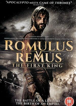Rent Romulus and Remus: The First King (aka Il primo re) Online DVD & Blu-ray Rental