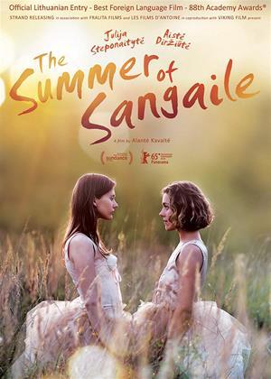 Rent The Summer of Sangaile (aka Sangailes vasara) Online DVD & Blu-ray Rental