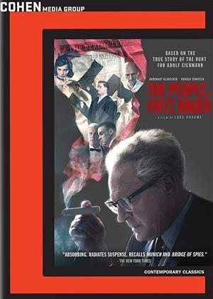 Rent The People vs. Fritz Bauer (aka Der Staat gegen Fritz Bauer) Online DVD & Blu-ray Rental