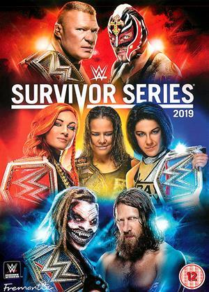 Rent WWE: Survivor Series 2019 Online DVD & Blu-ray Rental