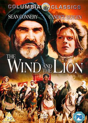 Rent The Wind and the Lion Online DVD & Blu-ray Rental