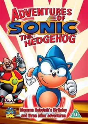 Rent Sonic the Hedgehog: Momma Robo Online DVD & Blu-ray Rental