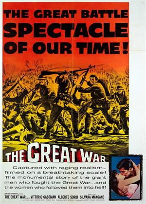 Rent The Great War (aka La Grande Guerra) Online DVD & Blu-ray Rental