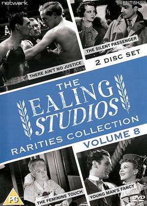 Rent The Ealing Studios Rarities Collection: Vol.8 (aka The Feminine Touch / Young Man's Fancy  / There Ain't No Justice / The Silent Passenger) Online DVD & Blu-ray Rental