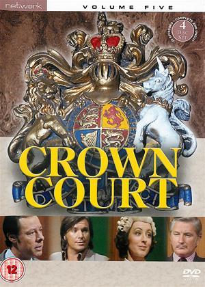 Rent Crown Court: Vol.5 Online DVD & Blu-ray Rental