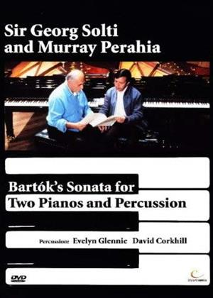 Rent Bartoks Sonata for Two Pianos and Percussion Online DVD & Blu-ray Rental