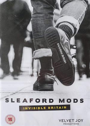 Rent Sleaford Mods: Invisible Britain Online DVD & Blu-ray Rental
