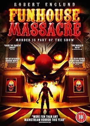 Rent Funhouse Massacre Online DVD & Blu-ray Rental