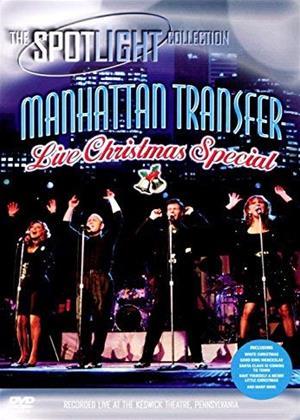 Rent Manhatten Transfer: Live Christmas Special Online DVD & Blu-ray Rental