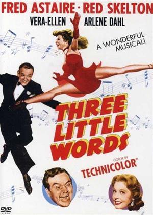 Rent Three Little Words Online DVD & Blu-ray Rental