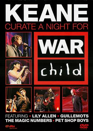 Rent Keane: Curate a Night for War Child Online DVD & Blu-ray Rental
