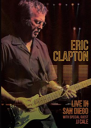 Rent Eric Clapton: Live in San Diego Online DVD & Blu-ray Rental