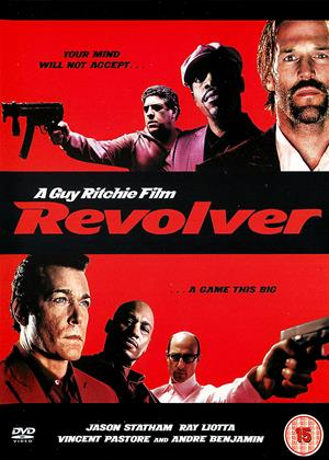 Rent Revolver Online DVD & Blu-ray Rental