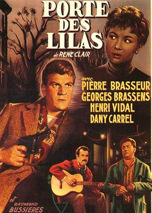 Rent The Gates of Paris (aka Porte des Lilas) Online DVD & Blu-ray Rental