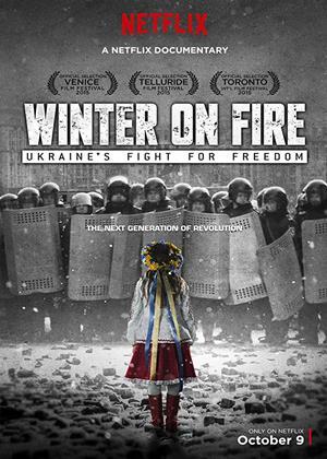 Rent Winter on Fire: Ukraine's Fight for Freedom Online DVD & Blu-ray Rental