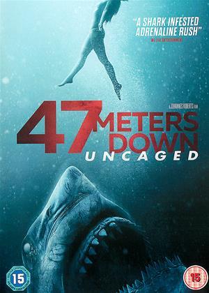 Rent 47 Meters Down: Uncaged Online DVD & Blu-ray Rental