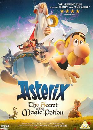 Rent Asterix: The Secret of the Magic Potion (aka Astérix: Le secret de la potion magique) Online DVD & Blu-ray Rental