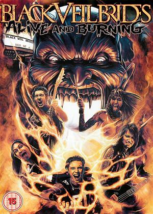 Rent Black Veil Brides: Alive and Burning Online DVD & Blu-ray Rental