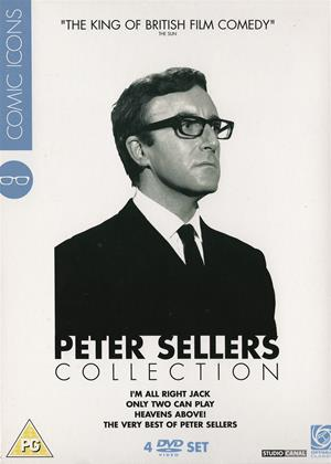 Rent The Very Best of Peter Sellers Online DVD & Blu-ray Rental