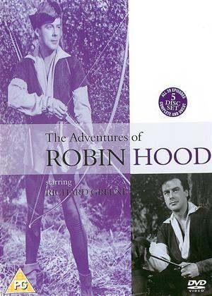Rent The Adventures of Robin Hood: Series 3 Online DVD & Blu-ray Rental