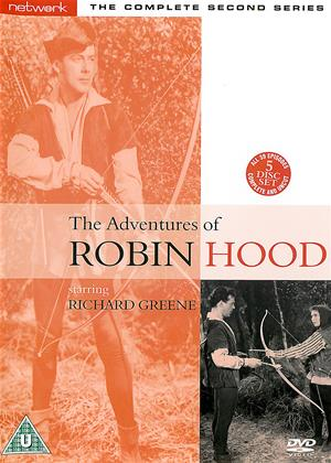 Rent The Adventures of Robin Hood: Series 2 Online DVD & Blu-ray Rental