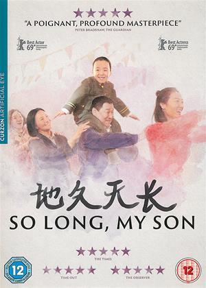 Rent So Long, My Son (aka Di jiu tian chang) Online DVD & Blu-ray Rental