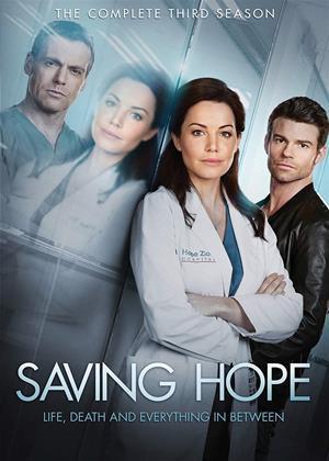 Rent Saving Hope: Series 3 Online DVD & Blu-ray Rental