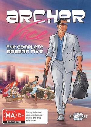 Rent Archer: Series 5 Online DVD & Blu-ray Rental