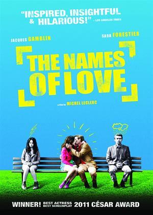 Rent The Names of Love (aka Le nom des gens) Online DVD & Blu-ray Rental