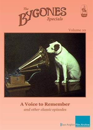 Rent The Bygones: Vol.10 (aka Bygones Specials Volume 10 - A Voice to Remember and other episodes) Online DVD & Blu-ray Rental